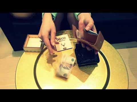 Мини- кошелёк Doob,  маленький кошелёк