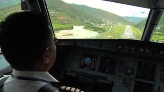 druk air in the cockpit