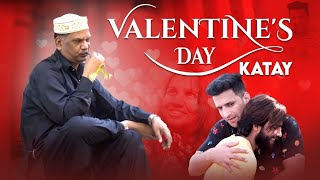 Valentine's Day Katay || Hyderabadi Comedy || Kiraak Hyderabadiz || Silly Monks