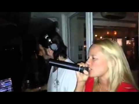 Moscabianca live Monika Kiss