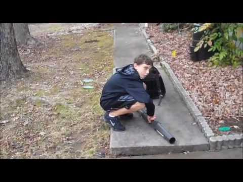 Man With Chalk