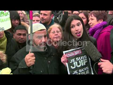 FRANCE ATTACKS: MOS - JEWS AND MUSLIMS NOT ENEMIES