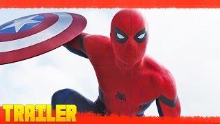 Capitán América: Civil War (2016) Nuevo Tráiler Oficial #2 Español