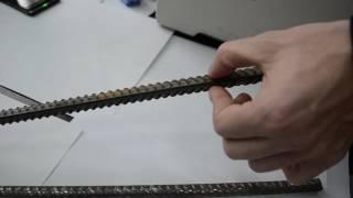 видео Какую арматуру использовать ленточного фундамента дома