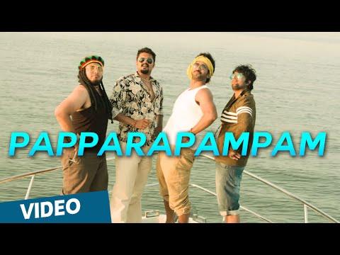 Official: Papparapampam Video Song   Yagavarayinum Naa Kaakka   Aadhi   Nikki Galrani