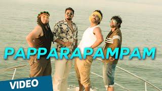 Official: Papparapampam Video Song | Yagavarayinum Naa Kaakka | Aadhi | Nikki Galrani