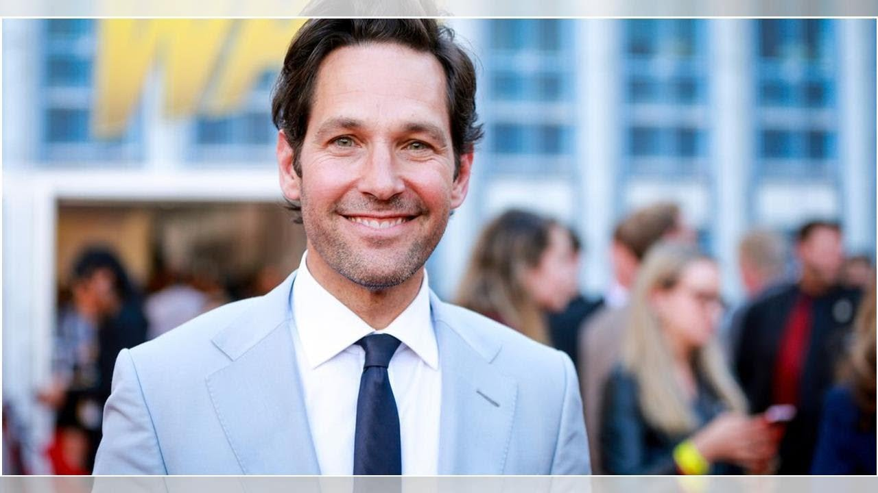 Paul Rudd is Somehow 50 Years Old
