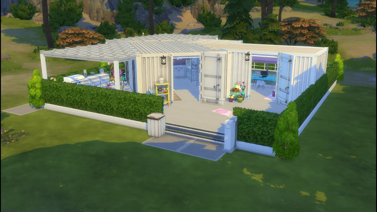 Sims  House Speed Build