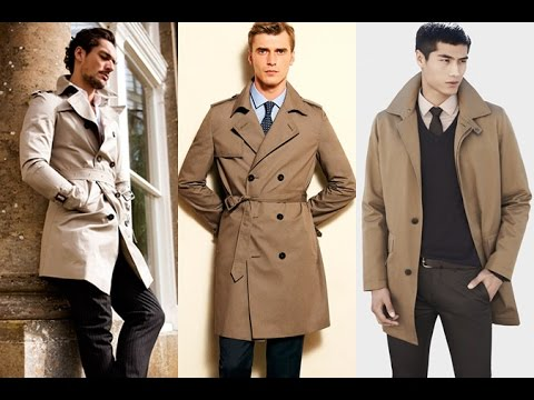 The Classic Men's Trench Coat | Men's Style Essentials | Darren Kennedy