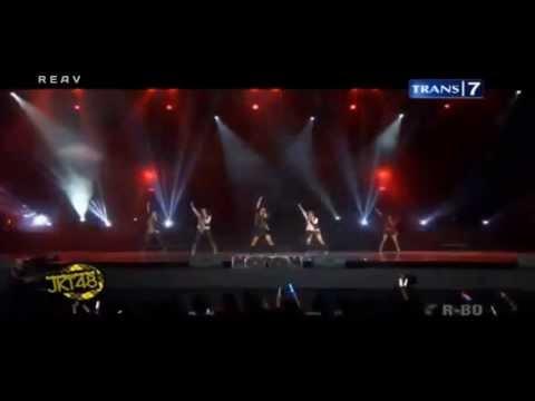 JKT48 - Kagami no Naka no Jean D'Arc ( Konser Perkenalkan, Nama Kami JKT48 )