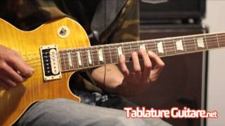 TablatureGuitare.net Cours de guitare Hotel California