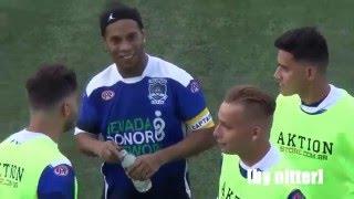 Ronaldinho vs Miami United 14.05.2016 [by nitter]