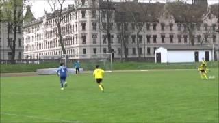 Torszenen Vom Punktspiel Der C-Jugend Des SV Lindenau 1848 Gegen BSV Schönau 1983