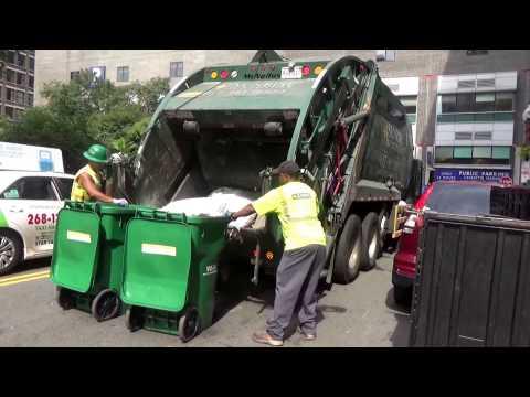 Sunrise Scavenger - Mack LEU McNeilus rear loaders