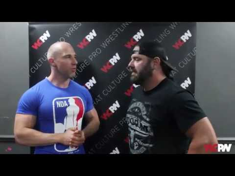 James Storm Interview With Simon Miller