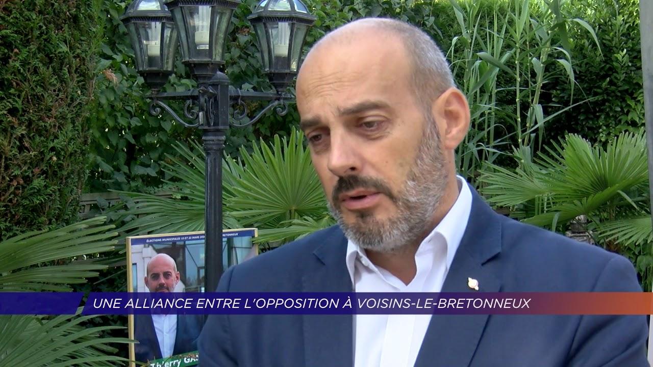 Yvelines | Une alliance entre l'opposition à Voisins-le-Bretonneux