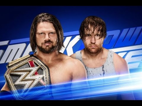 WWE Smackdown Live  6 dec 2016  Dirty Dich Of Dean Ambrose To James Ellsworth For Help Of AJ style thumbnail
