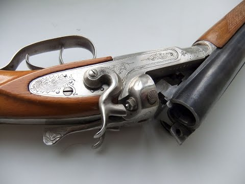 16,8мм (16 калибр) гладкоствольное ружье ТОЗ-БМ 1957 года выпуска.