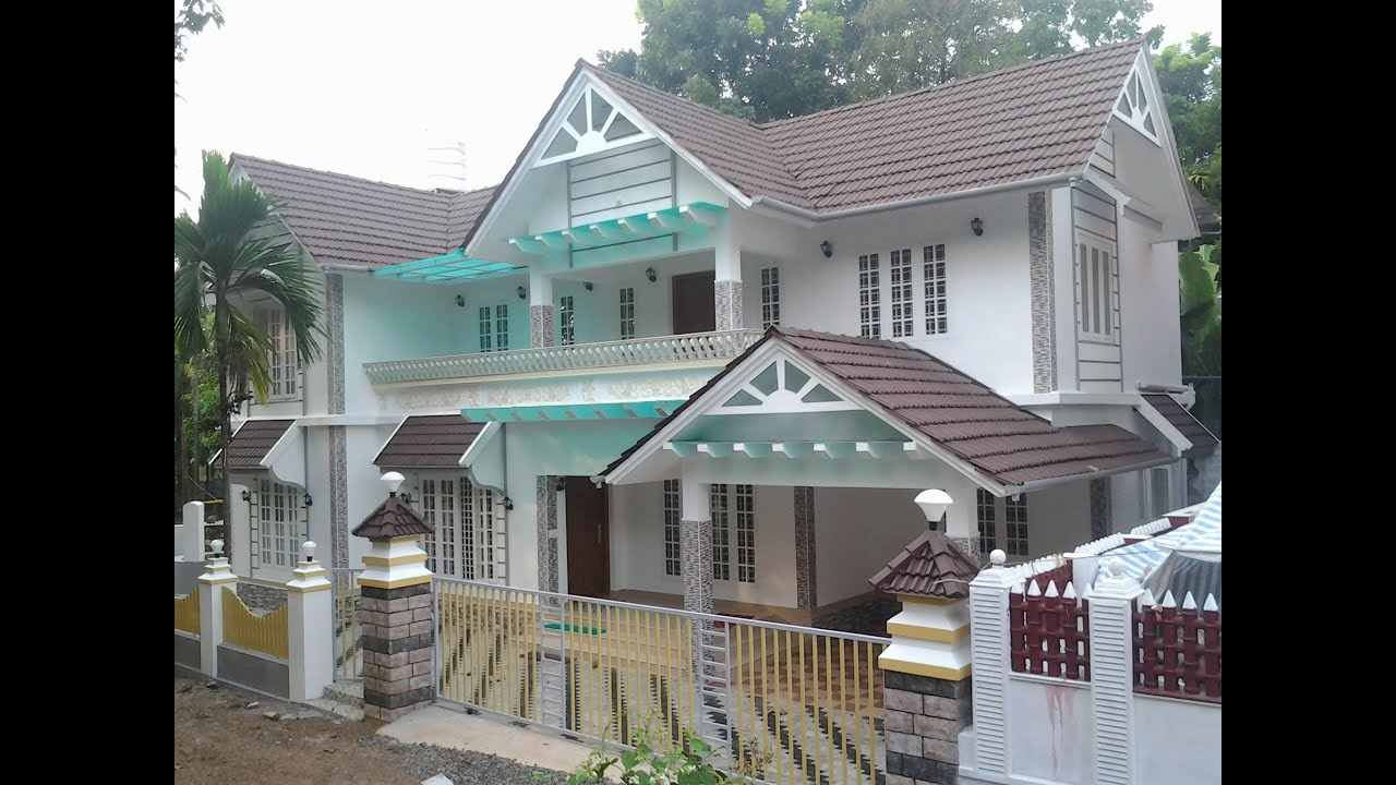 Fully Finished Posh House For Sale In Kerala Kochi