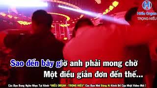 ❤️ĐỪNG NHƯ THÓI QUEN - Jaykii ft Sara Lưu [KARAOKE + Remix] (Tone Nam) || PIG BO ❤️