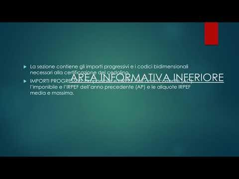 Cedolino NoiPa - Ecco come leggerlo