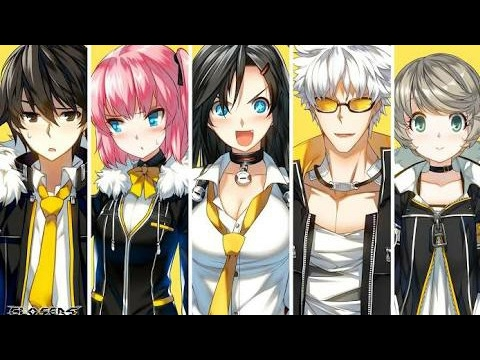 Closers  AMV from dust to ashes