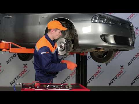 How to replace Front Anti Roll Bar Link on ALFA ROMEO 147 TUTORIAL | AUTODOC