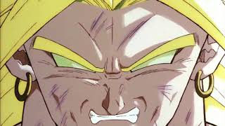 DBZ: broly second coming, the end of broly