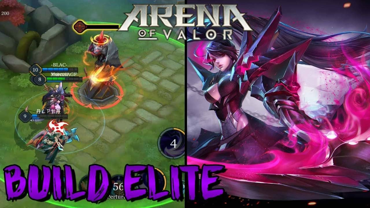Mina: Hero Spotlight | Gameplay - Arena of Valor - YouTube