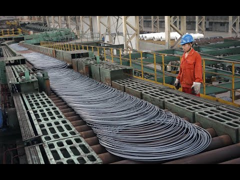Why is China Producing So Much Steel?