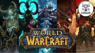 World of Warcraft: Legion Мы делили апельсин