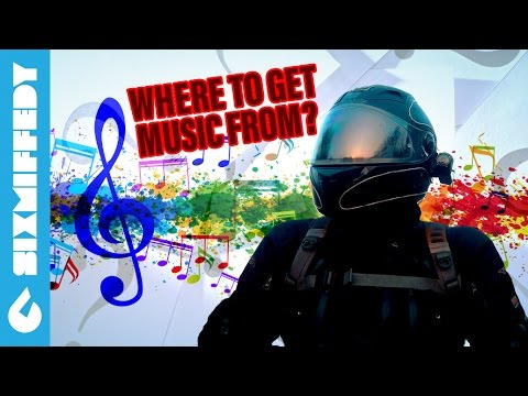 how to find music in youtube videos