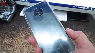 Review Case Moto G6 Plus ( Funda )