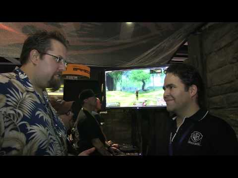 PAX 2012 - Dungeons & Dragons Online - Interview with Fernando Paiz, Executive Producer