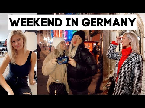 weekend in my life | germany with sephora collection