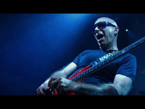 Joe Satriani Live Show at SEGA European Guitar Award 2018