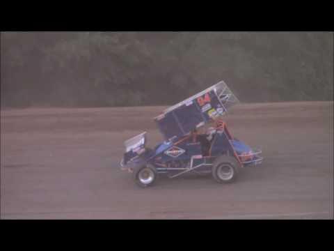 Butler Motor Speedway Sprint Heat #2 7/9/16