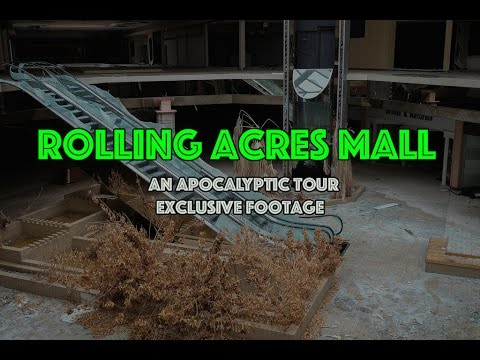 ROLLING ACRES MALL : EXCLUSIVE FULL TOUR!