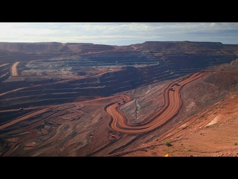The Pilbara, History Of BHP