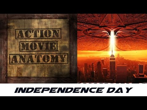 Independence Day (Jeff Goldblum, Will Smith) Review | Action Movie Anatomy