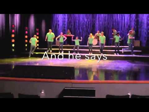 Glee cool kids lyrics (full performance