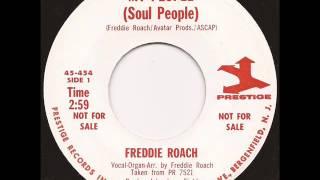 Freddie Roach - My People (Soul People) - Prestige Mod Jazz Soul 45