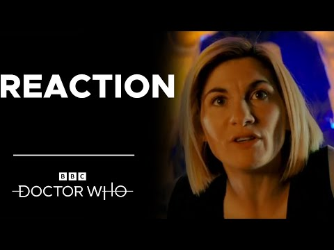 DOCTOR WHO SERIES 13 TEASER REACTION!   SONTARANS   WEEPING ANGLES   DAN IN THE TARDIS   My Thoughts