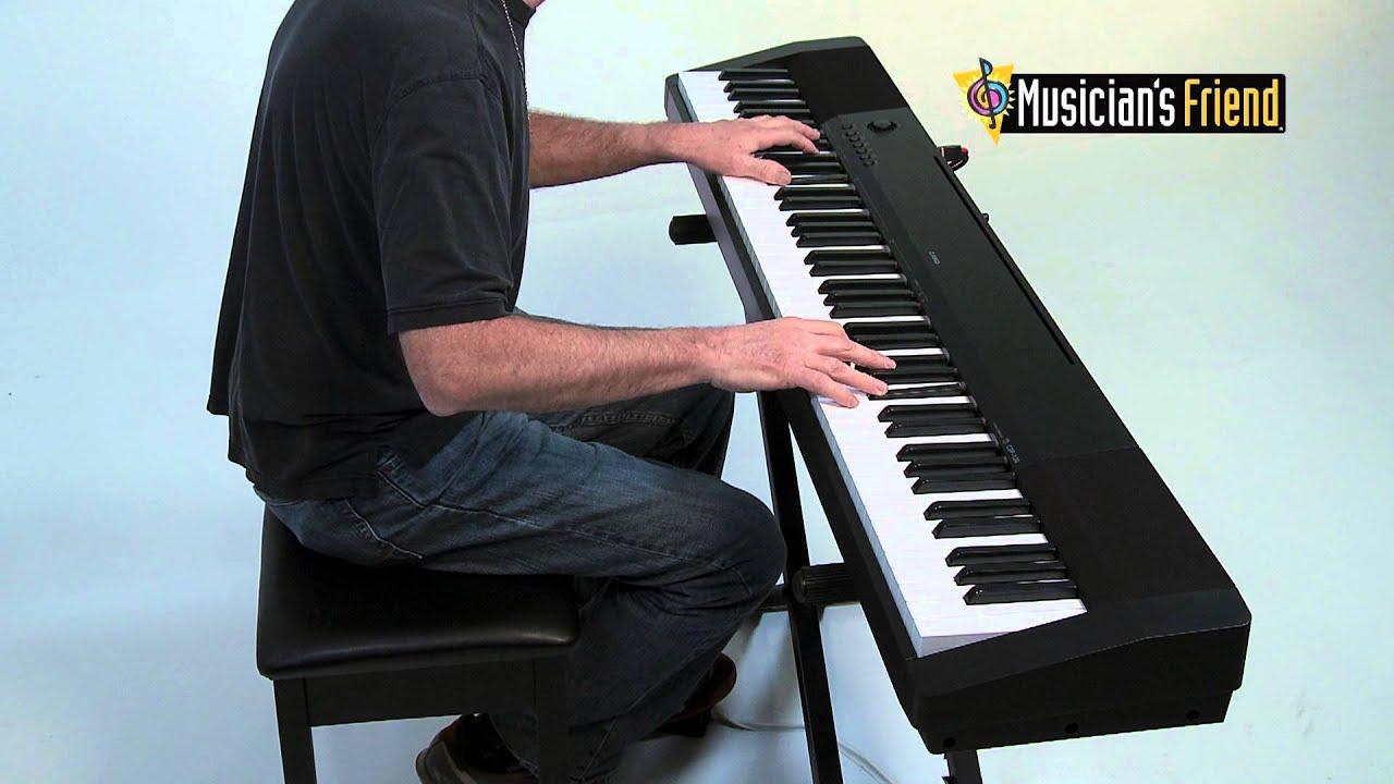 24 апр 2014. Цифровое пианино начального уровня casio cdp-130 http://bit. Ly/1nvcctv – идеальный вариант для обучения. По ощущениям при.