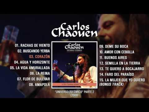 "CARLOS CHAOUEN ""Universo Totémico"" (Álbum completo, CD 2 Tótem)"