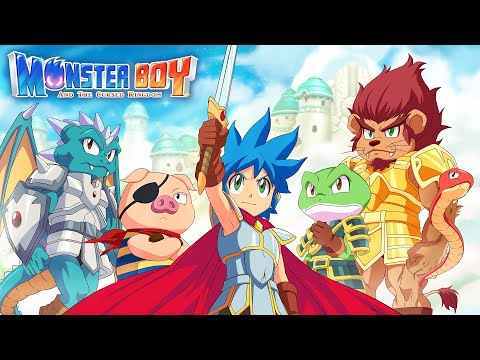 Monster Boy and the Cursed Kingdom Speedrun (1:52:05) thumbnail