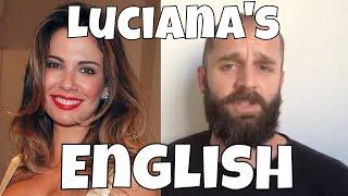 Baixar Does Luciana Gimenez Speak English Well?