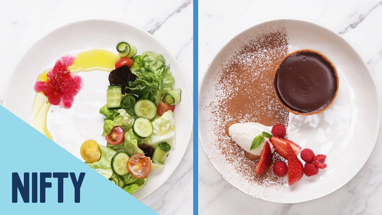 3 Ways To Upgrade Your Food Presentation