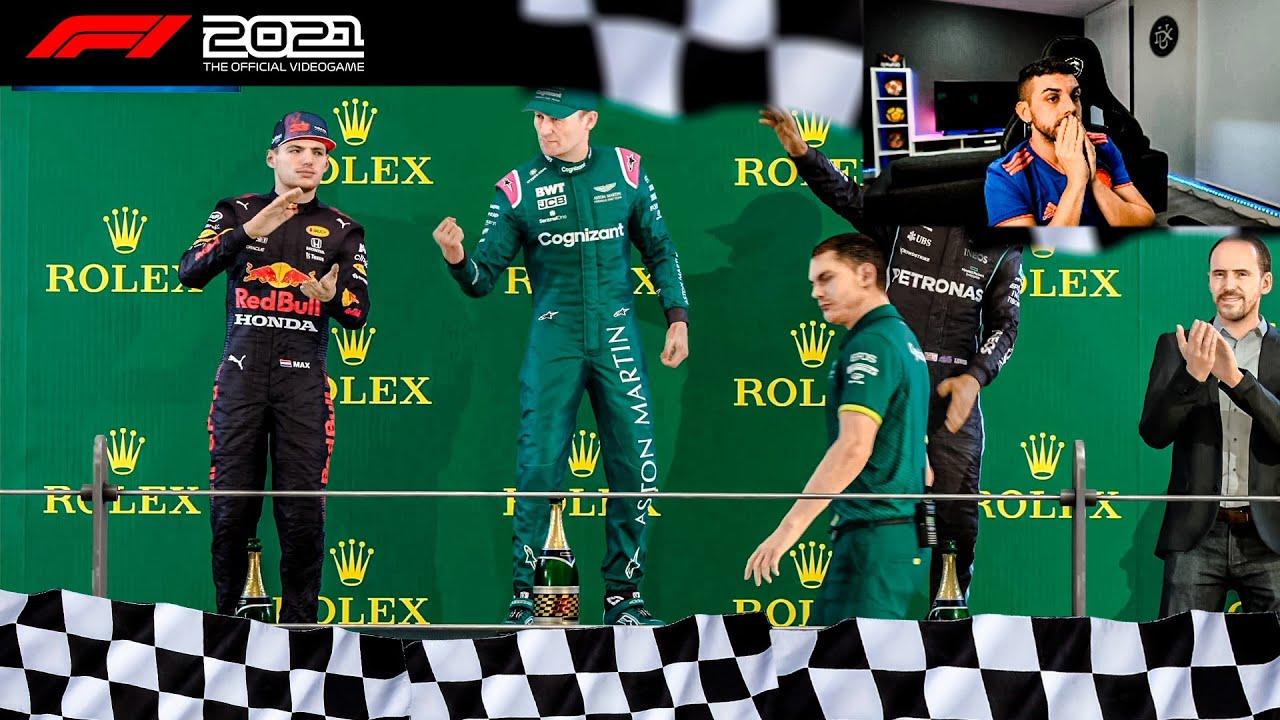 "MODO HISTORIA DE F1 2021 ""BRAKING POINT"" (EPISODIO 6) DjMaRiiO"