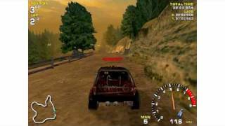 Off-Road Redneck Racing PC gameplay 2001